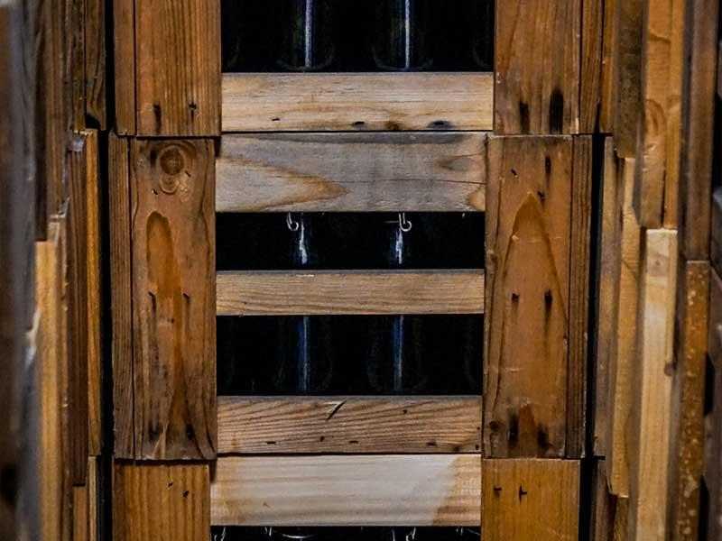 Braustätte-Flaschenlager